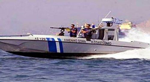 Yunan sahil güvenliğinden Türk motoryatına ateş: 2 yaralı