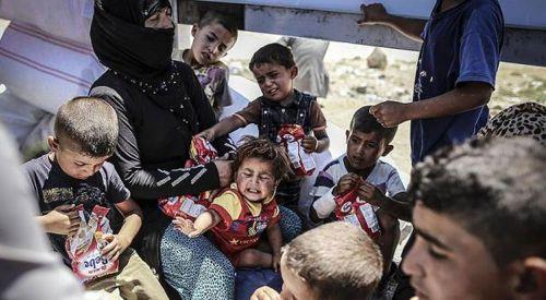 Τουρκία-χώρα «Υποδοχής Προσφύγων»
