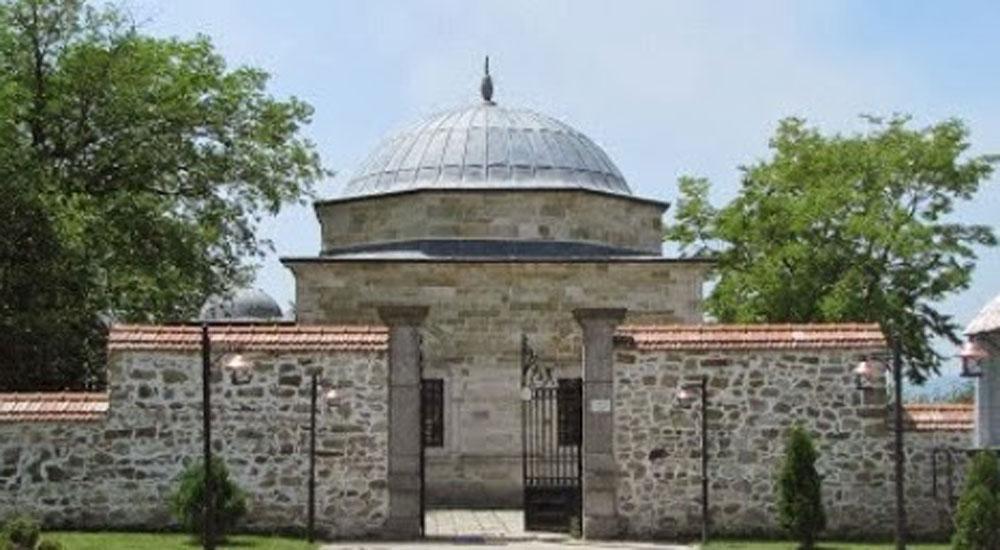 Ο τάφος του σουλτάνου Μουράτ Α΄ στο Κόσοβο
