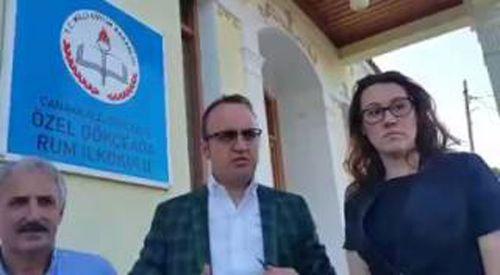 Bülent Turan: Yunanistan, Batı Trakya'daki haksızlıklara son vermelidir