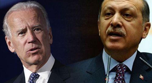 Erdoğan'dan, Biden'a ters köşe