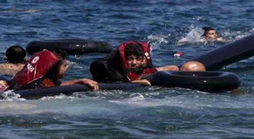 Ege'de sığınmacı faciası: Onlarca kişi öldü