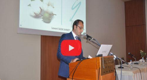 VİDEO   Levent Sadık Ahmet Yaka İKE Kiraz İşleme Tesisi'ni tanıttı