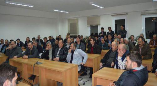 Kozlukebir Belediyesin'de Tarım ve Hayvancılık Kooperatifi kuruldu