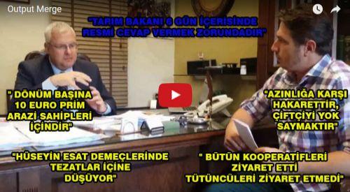 VİDEO | Milletvekili İlhan Ahmet primler konusunda konuştu