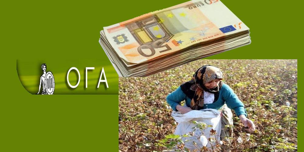 OGA çiftçi annelere 1.000 euroluk yardım yapacak