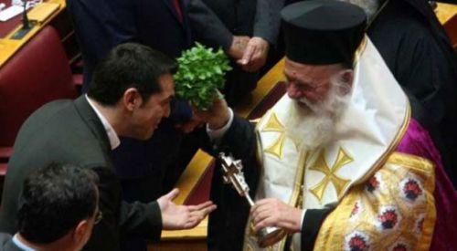 Yunanistan Başpiskoposundan cami ve Müslüman karşıtı açıklamalar