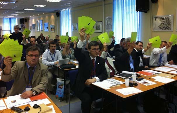ABTTF ve BTAYTD, Batı Trakya Türk heyeti olarak FUEN'de azınlığı temsil ettiler