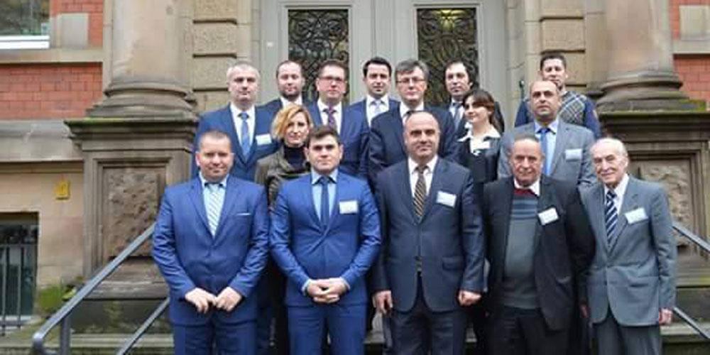 Avrupa Türk Azınlıkları Çalışma Grubu Berlin'de toplandı