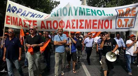 Gazeteciler greve gidiyor