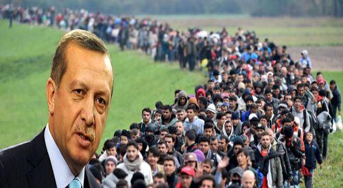 """Erdoğan'ın """"kapı"""" açıklaması telaşlandırdı"""