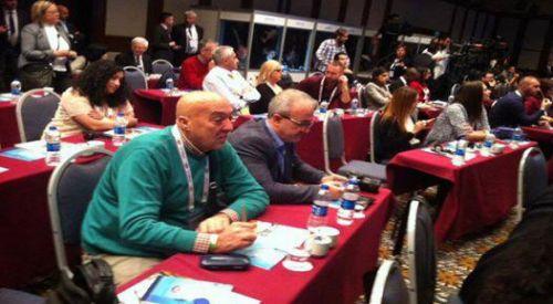 Azınlık radyocuları TRT'nin '4. Uluslararası Medya Eğitim Programı'na katıldı