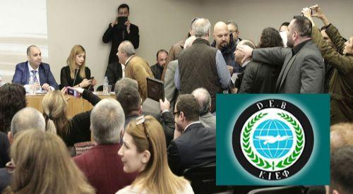 DEB Partisi çirkin saldırıyı kınadı