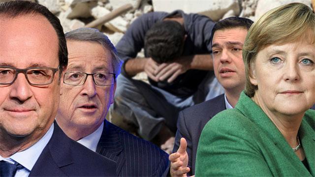 Yunanistan'ın da dahil olduğu AB ülkeleri Türkiye'nin istediği teröristleri vermiyor