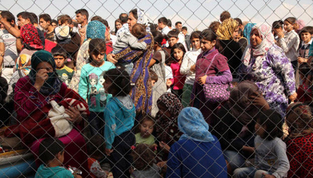 BM'den Yunanistan'a: Adalardaki sığınmacıların durumu endişe verici