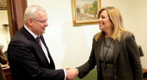 İlhan Ahmet artık Demokratik İttifak-PASOK milletvekili