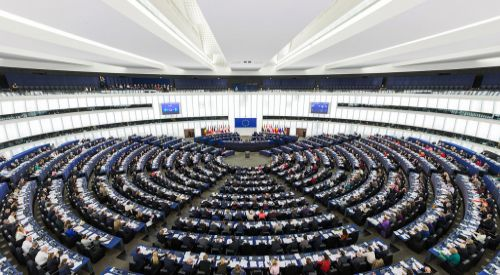 Avrupa Parlamentosu'ndan DEB partisine mektup