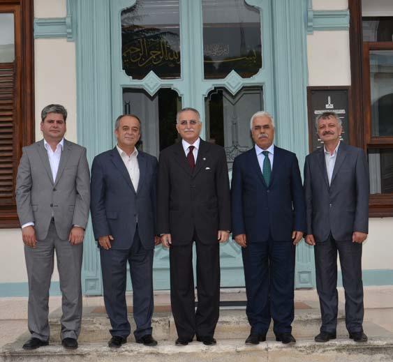 Milletvekili adaylarımız İstanbul'da bir dizi temaslarda bulundular