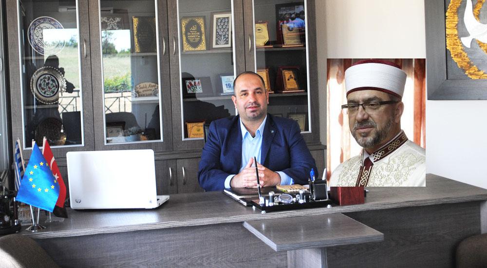 Altın Şafak'tan DEB Partisi, Başkan Ali Çavuş ve Müftümüz Mete hakkında suç duyurusu