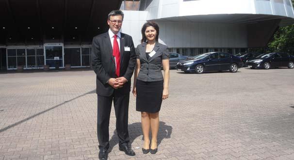 ABTTF AKPM'ye resmi çalışma ziyaretinde bulundu