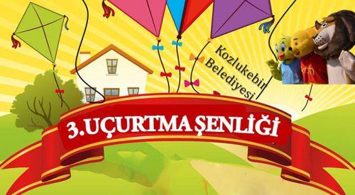 Kozlukebir Belediyesi 3. Uçurtma Şenliği düzenliyor