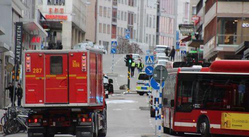 İsveç'te kamyonlu saldırıyla ilgili bir kişi tutuklandı