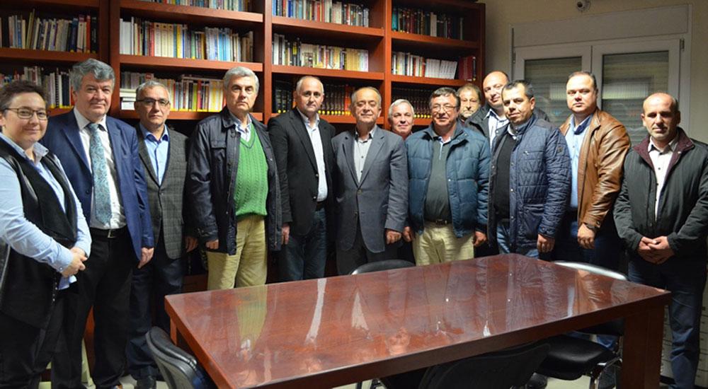 Ahmet Hacıosman BAKEŞ'in yeni başkanı seçildi
