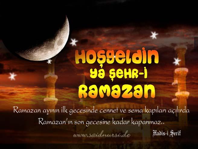 İskeçe Müftülüğü Ramazan ayı Mesajı
