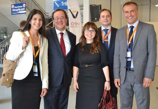 CDU Kuzey Ren-Vestfalya Teşkilatı Yönetim Kurulu'nda bir Batı Trakya Türk'ü