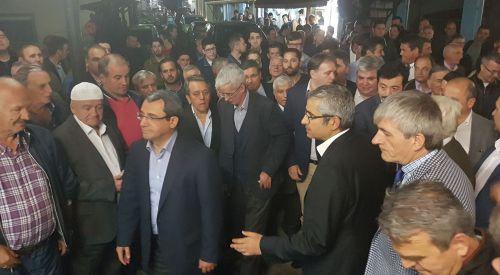 Foto Haber | T.C. Dışişleri Bakan Yardımcısı Ahmet Yıldız'ın İskeçe temasları