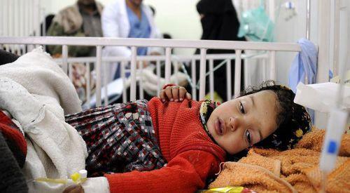 Yemen'deki kolera salgınında ölenlerin sayısı 532'ye yükseldi