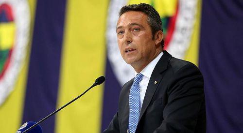'2018'de Fenerbahçe başkanlığına adayım'