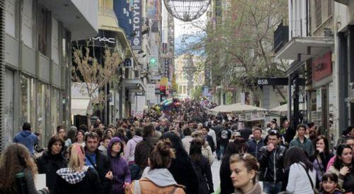 Yunanistan'da işsizlik oranı düştü