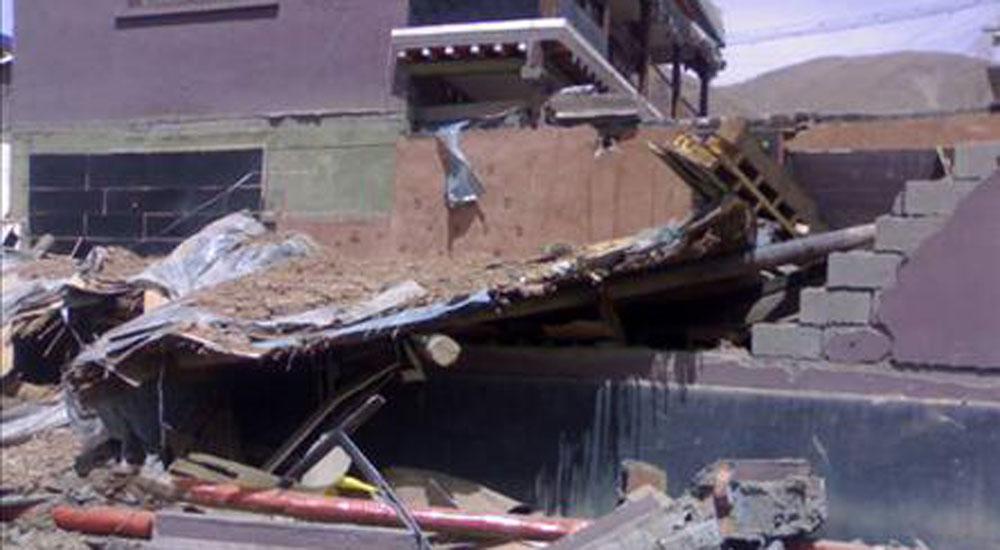 Yunan adalarında deprem paniği: Çatılar çöktü, duvarlar yıkıldı