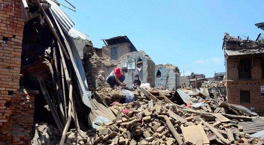 Deprem Yunanistan'da can aldı