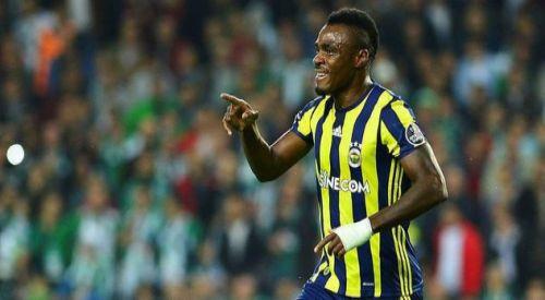 Fenerbahçeli Emenike, Olympiakos'la anlaşmak üzere