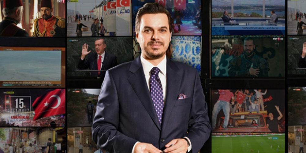Batı Trakyalı İbrahim Eren TRT'nin yeni Genel Müdürü oldu