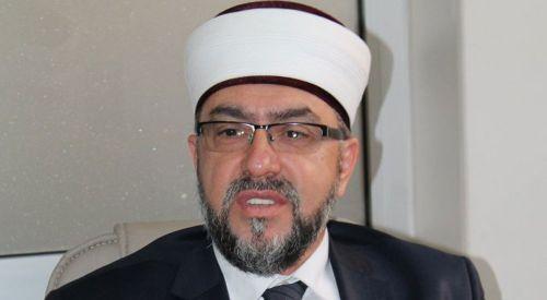 Müftü Mete, iftiraya uğrayan imam hakkında açıklama yaptı