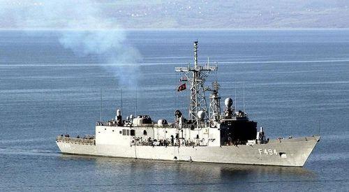 Rumların Akdeniz'deki sondaj gemisine Türkiye'den karşı hamle