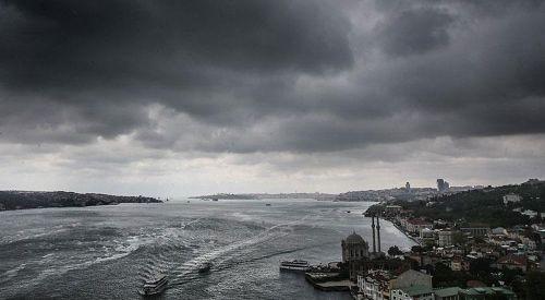 'Şiddetli yağış iklim değişikliğinin sonucu'