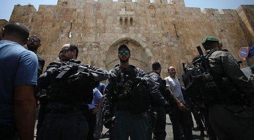 Fanatik Yahudilerin Mescid-i Aksa'ya baskınları sürüyor
