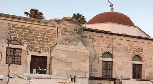 """""""Yunanistan, adalardaki camileri çürümeye terk etti"""""""