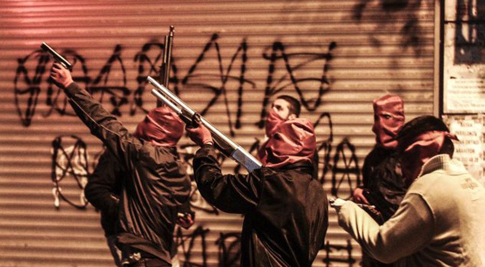 Terör örgütü üyeleri Yunanistan'a kaçarken yakalandı