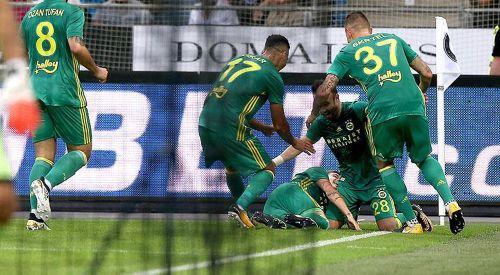 Fenerbahçe Sturm Graz'ı deplasmanda 2-1 yendi