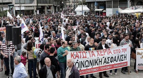 'Yunanistan'ın kendi ayakları üzerinde durması kolay olmayacak'