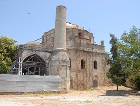 Türkiye'den Rodos'taki Recep Paşa Camii hakkında açıklama