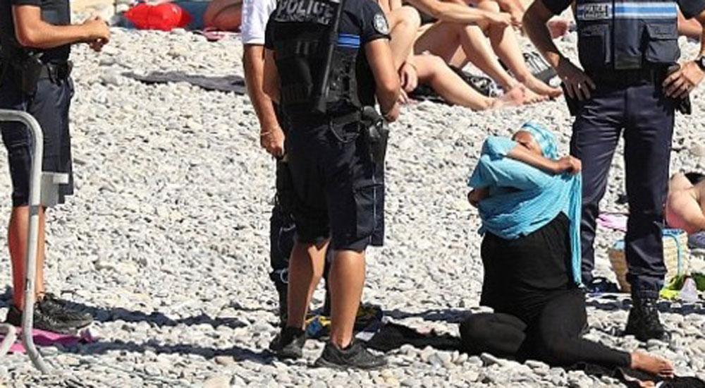 """""""Gümülcine'de sahilde tesettürlü kadına müdahale"""" iddiaları hakkında açıklama"""