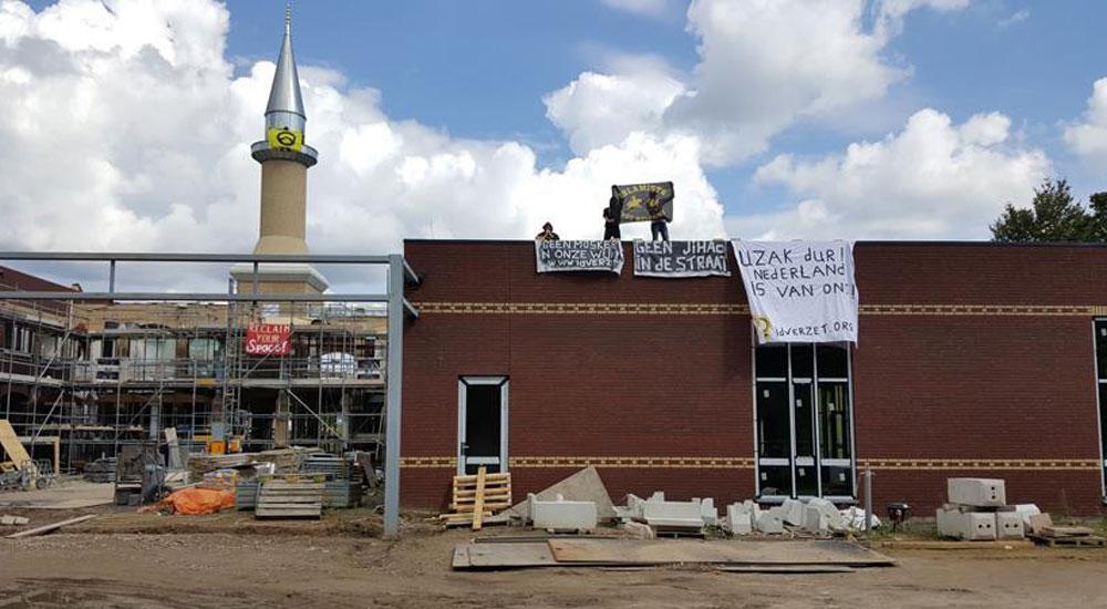 Avrupa'da camilere yönelik ırkçı saldırılar sürüyor