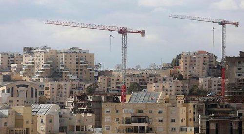 Batı Şeria'da yeni yahudi işgal inşaatına onay