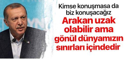 Türkiye'nin çabaları sonuç verdi! Arakanlılar nefes alacak!